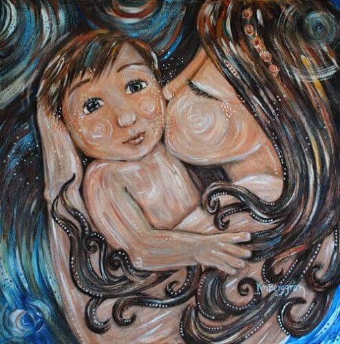 Maternidade: amor à primeira vista