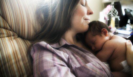 o leite materno