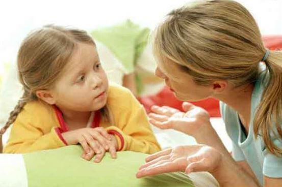 Falar e se comportar corretamente
