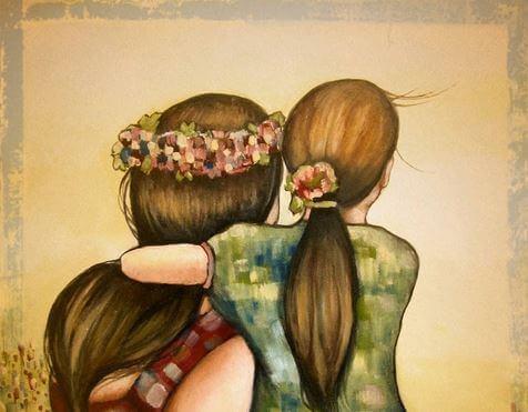 amor de uma mãe