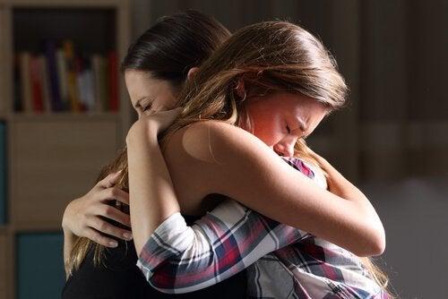 os abraços