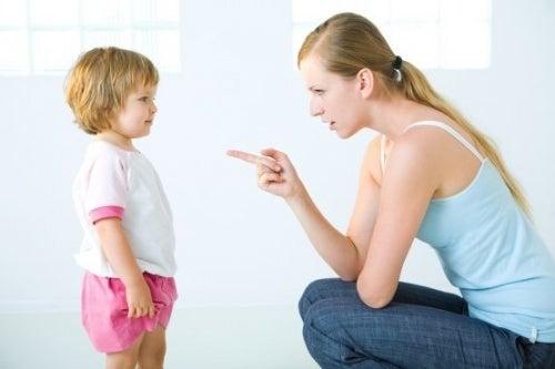 Seu bebê compreende o significado do NÃO