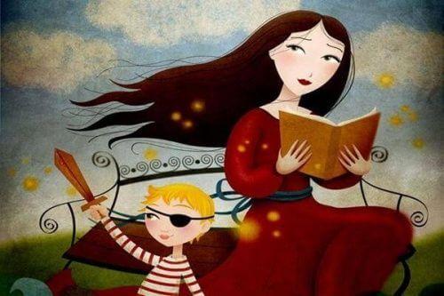 A educação do seu filho será a sua espada para lutar na vida