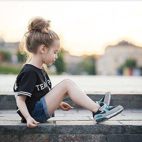 Ensine seus filhos a se vestirem adequadamente