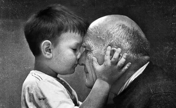 Os avós nunca morrem, eles ficam invisíveis
