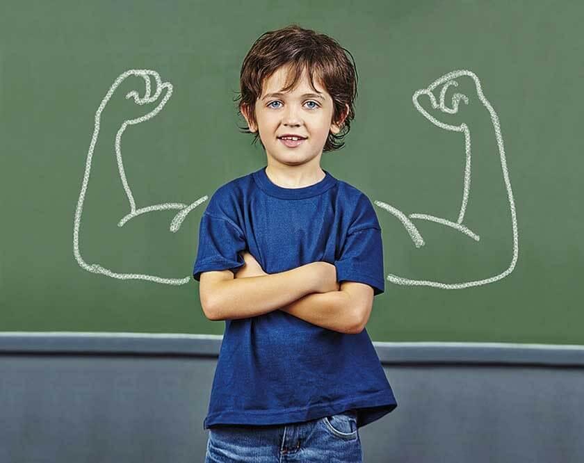 Como estimular a resiliência nas crianças?
