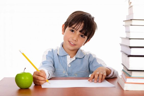concentração nas crianças