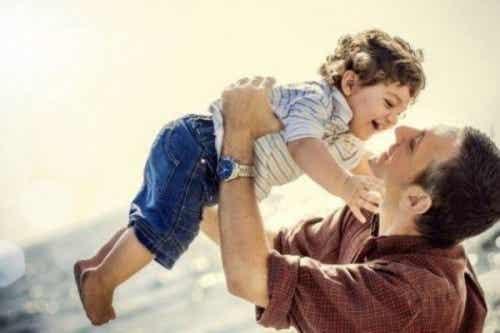 Não seja um pai ausente, seja um pai presente
