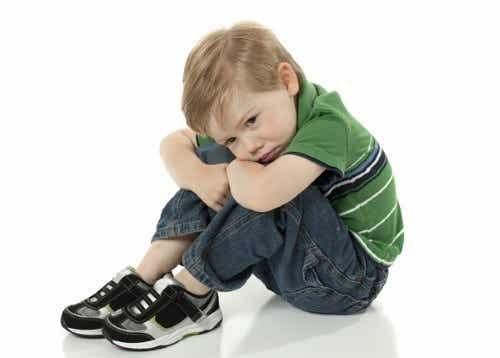 As consequências da carência afetiva na infância