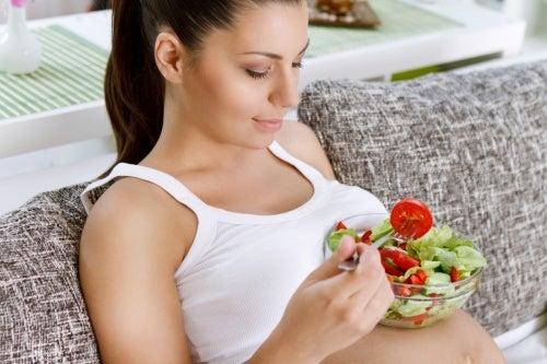 Os melhores alimentos para uma gravidez ideal