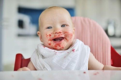 De que alimentos a criança precisa em seus primeiros anos de vida?