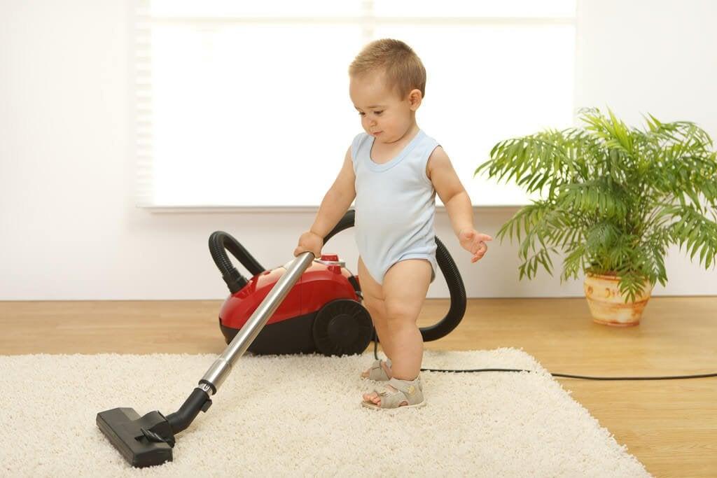 Um bebê com menos de três anos pode adquirir responsabilidades?