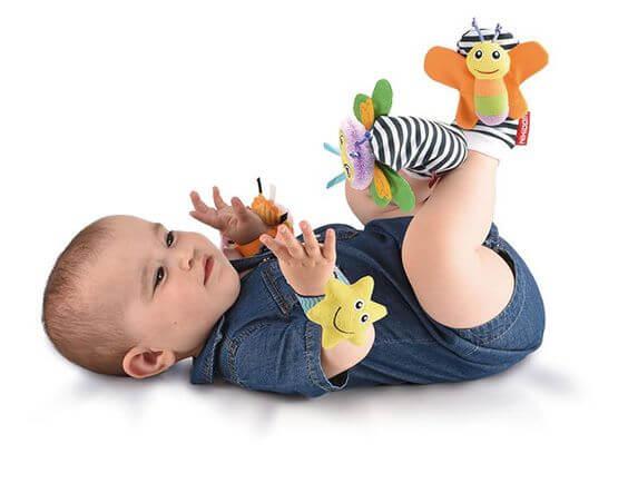 O brinquedo em cada fase da infância