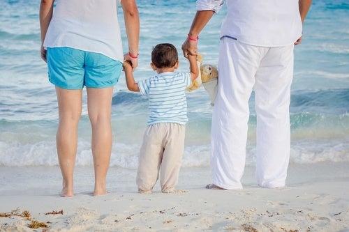 Como construir uma forte relação com seu filho