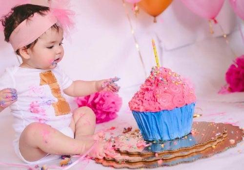 Por que comemorar o primeiro aniversário do bebê?