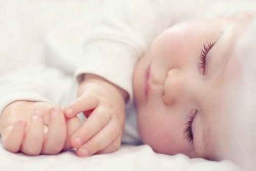 Um bom sono é sinônimo de boa saúde do bebê