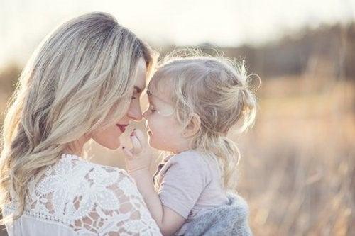Ser mãe é um dom maravilhoso