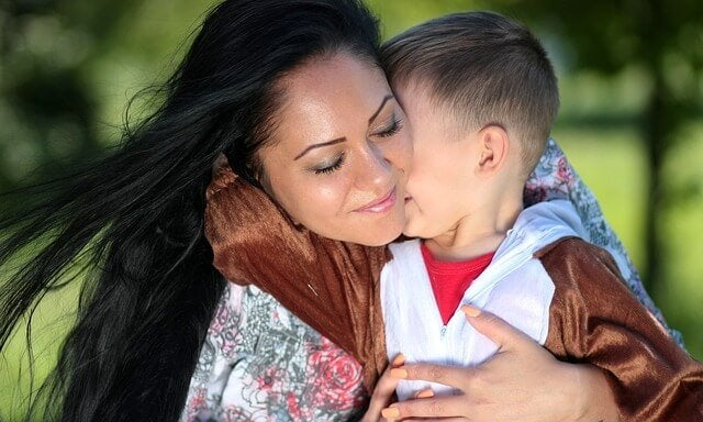 Coisas pelas quais deve agradecer ao seu filho hoje