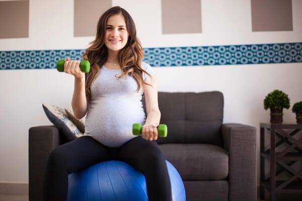 Exercício físico durante a gravidez, bom para a mãe e para o feto