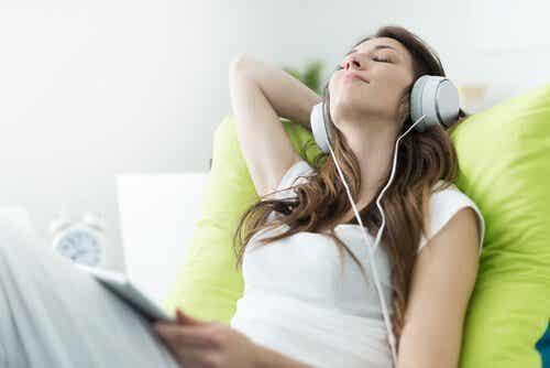 Música para dormir melhor durante a gravidez
