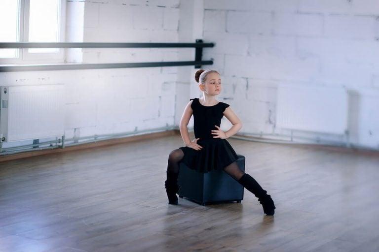 Os benefícios físicos do balé para as crianças