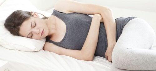 Desconfortos digestivos na gravidez