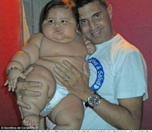 Os maiores bebês do mundo