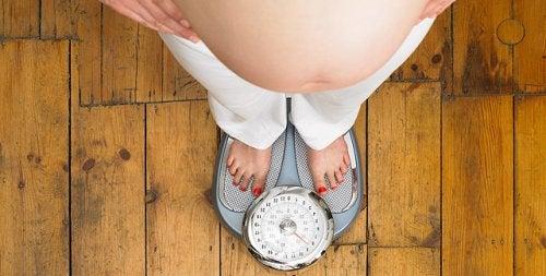 Um quilo por mês, mais um dogma da gravidez