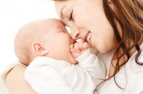 se unir ao seu bebê