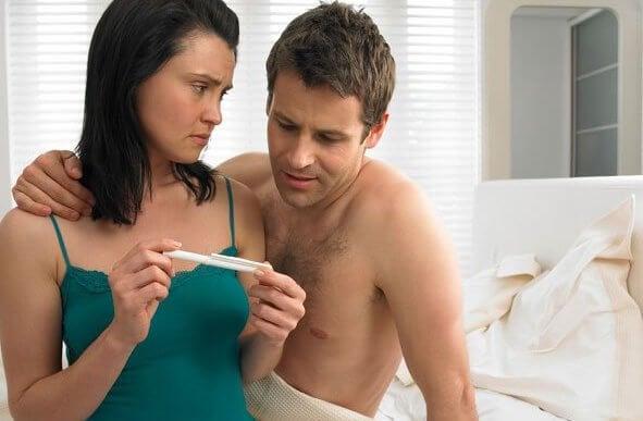 tomando anticoncepcional