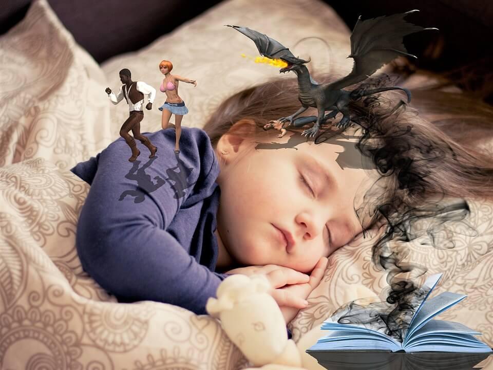 Ler alimenta a imaginação e os sonhos das crianças