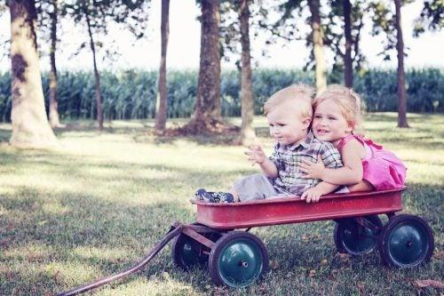 Como estimular a relação entre os primos na família