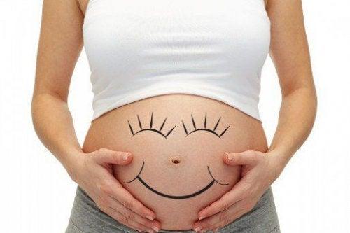 Mães mais alegres tem bebês mais ativos