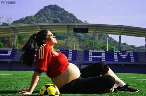 5 esportes da moda para grávidas