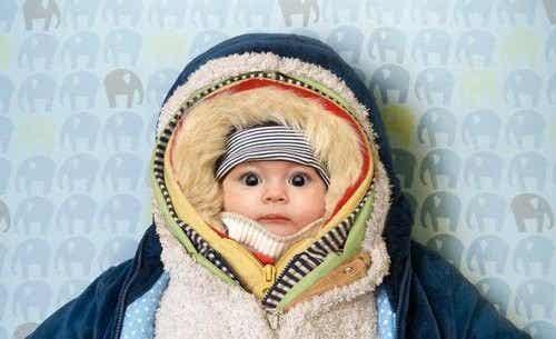 Dicas para melhorar as defesas das crianças no frio