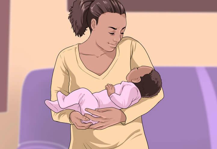 abraçadores de bebês