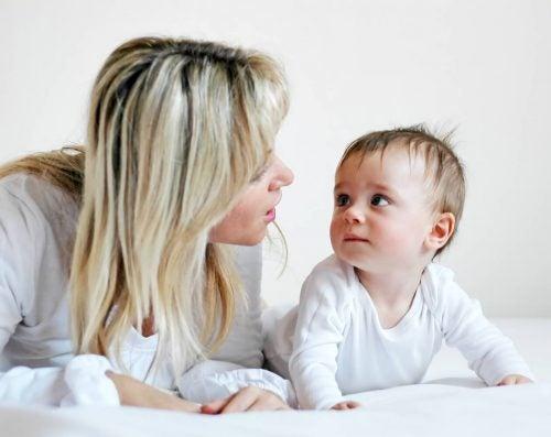 Use a linguagem emocional para se conectar com as crianças