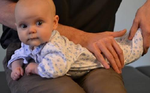 quiropraxia em crianças