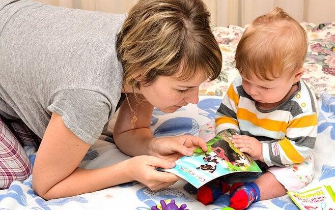 aprendizagem das crianças