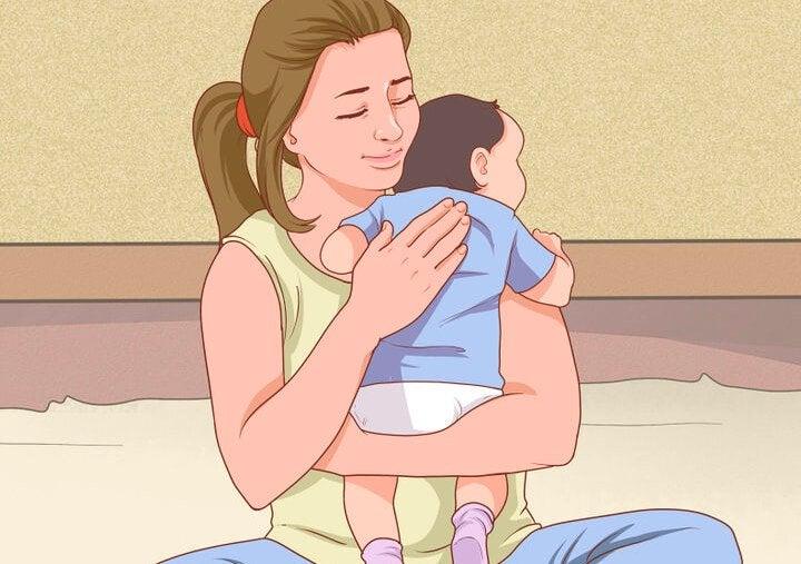 """O clube de voluntários """"abraçadores de bebês"""""""