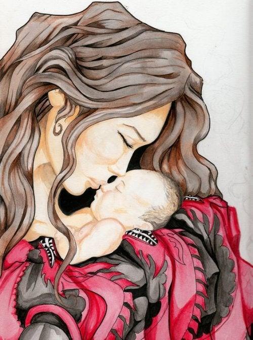 Ter um filho é assistir um milagre diante dos seus olhos