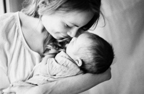A maternidade faz você mais forte