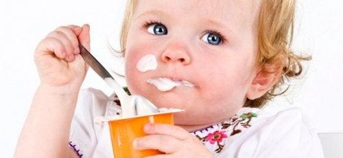 Escolha o melhor produto lácteo para seu filho