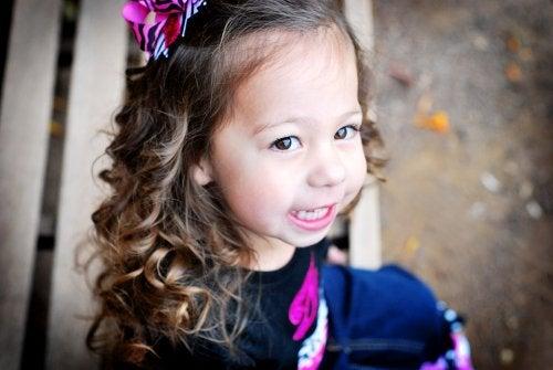 Como fortalecer a personalidade de uma criança de três anos de idade
