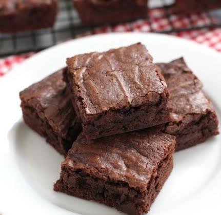 Receita ideal para crianças: brownie de micro-ondas