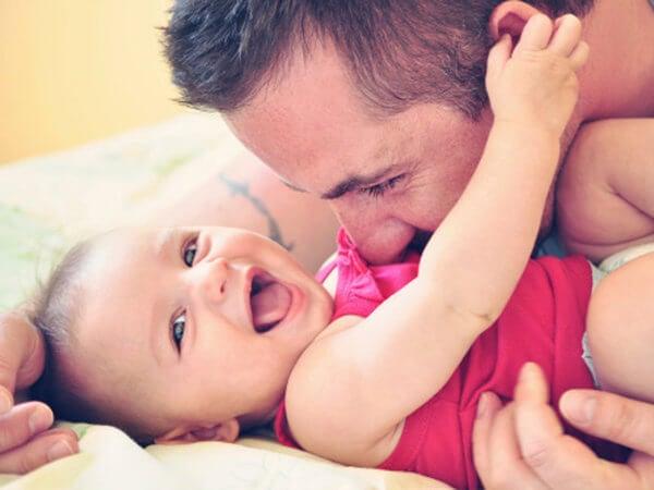 Um Momento Difícil Para O Casal A Chegada Do Recém Nascido Sou Mamãe
