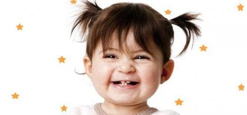 Tudo o que você deve saber sobre os dentes de leite