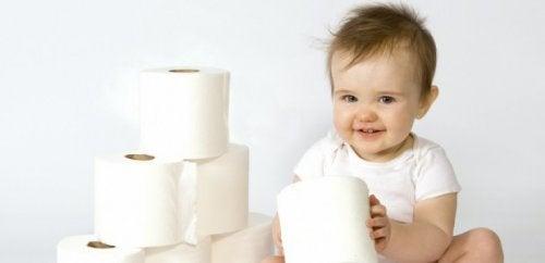 Método Montessori para deixar a fralda