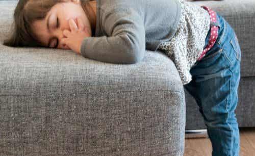 A importância do descanso na infância
