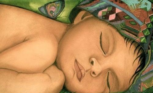 Não há paixão maior que ver a carinha do seu bebê ao nascer